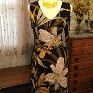 FlorL sleeveless dress